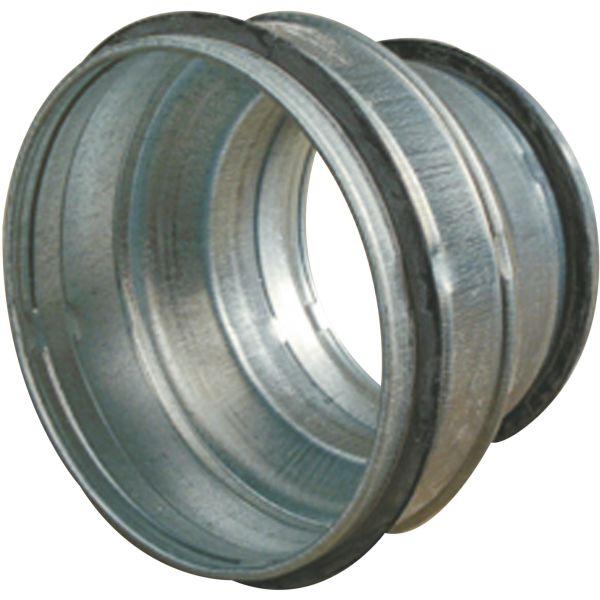 Förminskning Flexit 02356 galvaniserat stål 160-100 mm