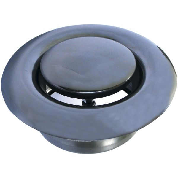 Frånluftsventil Flexit 09710 100 mm Rostfri