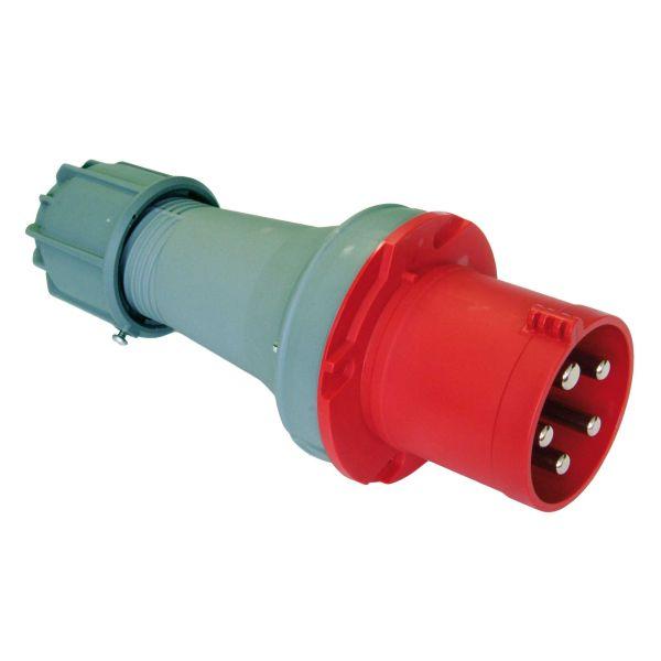 Garo Basic Stickpropp IP44 5-polig 63A 6h röd