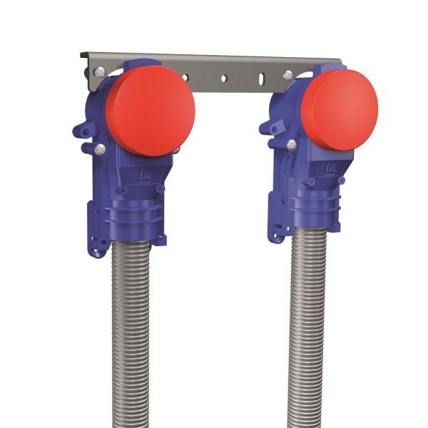LK Systems 1880667 Ingjutningsdosa 16 mm dubbel
