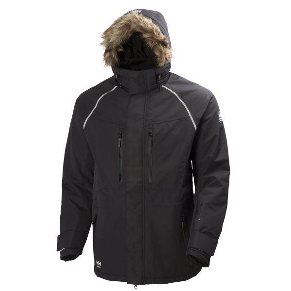 H/H Workwear Helly Tech Arctic Jacka svart vatten- och vindtät M