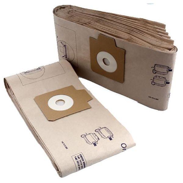 Dammsugarpåse Nilfisk 1407015040 10 liter, 10-pack