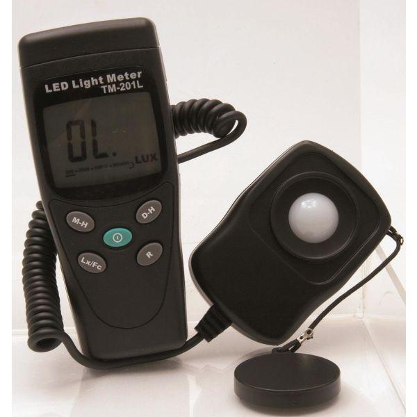 Luxmeter Marelco M1802 LED-ljusanpassad
