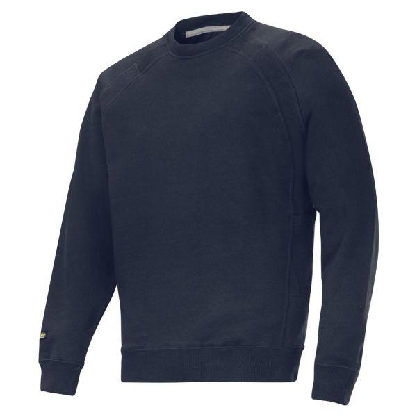 Sweatshirt Snickers 2812 marinblå M