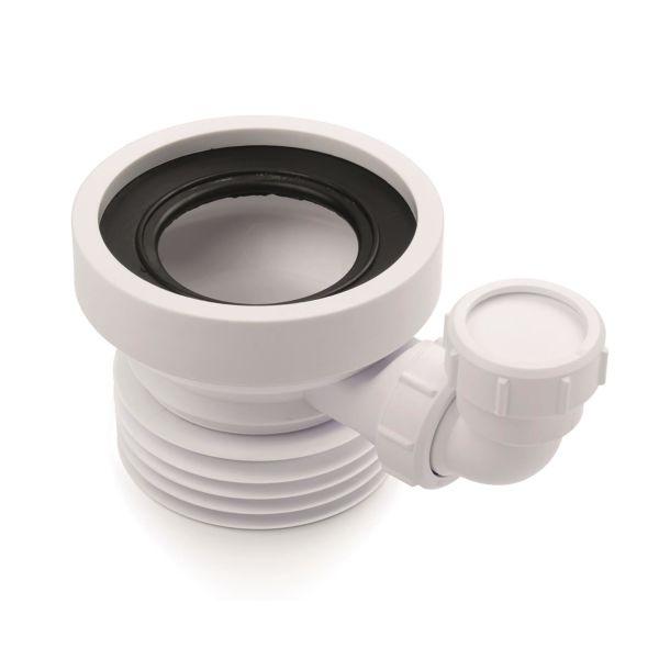 WC-stos Jafo X-TRA 110 110 mm, med extra inlopp