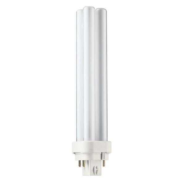 Kompaktlysrör Philips Master PL-C 18 W, 4-stifts Ljusfärg: 840