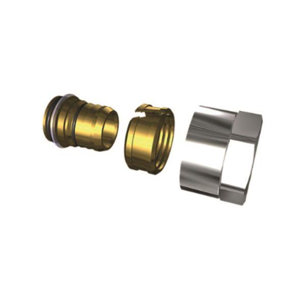 Pressanslutningskoppling LK Systems 1875890 20 x 20 mm