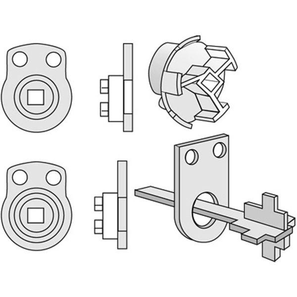 Vredmedbringare ASSA 467932800057 43 mm