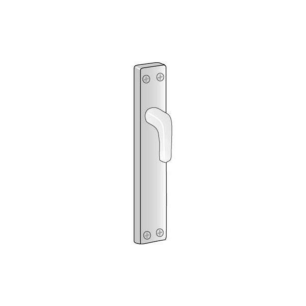 Vriderskilt ASSA 803994100011 8 mm, innside, krom, med dørhåndtak