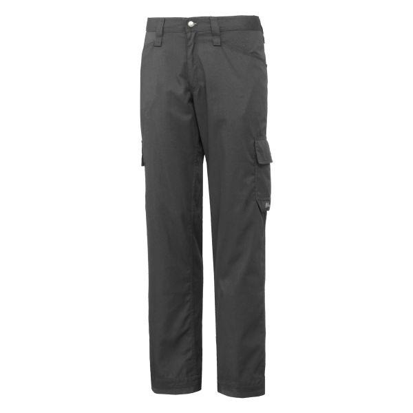 H/H Workwear Manchester Midjebyxa mörkgrå Strl C48