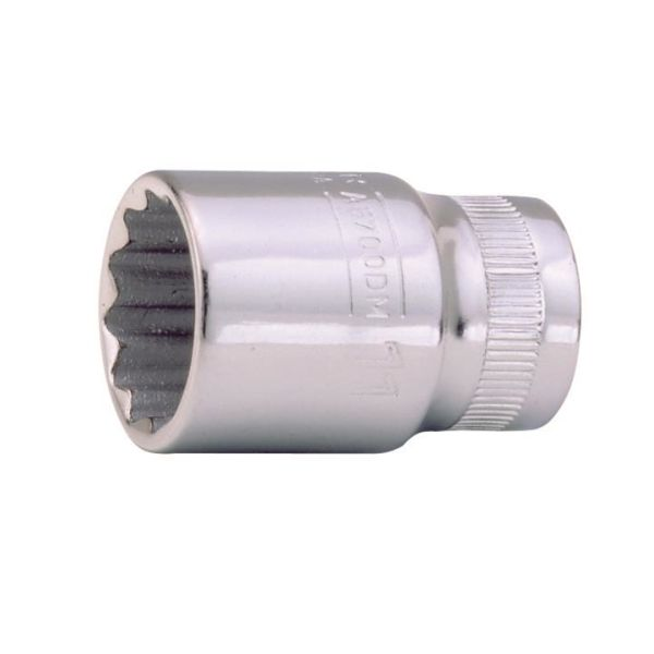 """Tolvkantpipe Bahco A6700DM-6 1/4"""" 6 mm"""