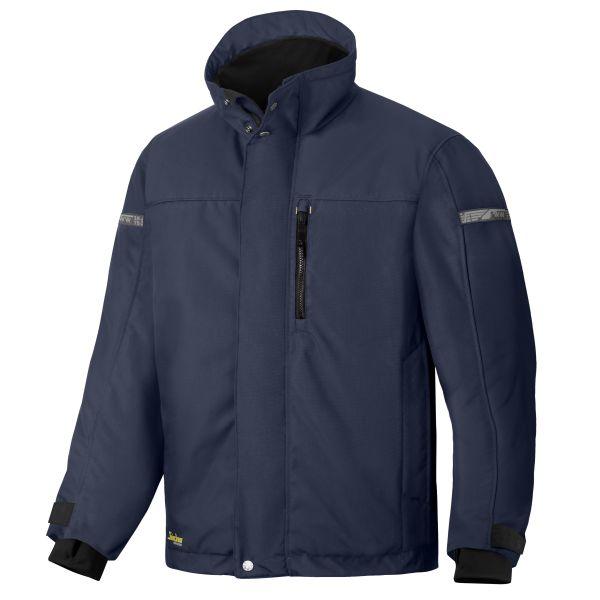 Snickers 1100 AllroundWork Vinterjacka marinblå XL