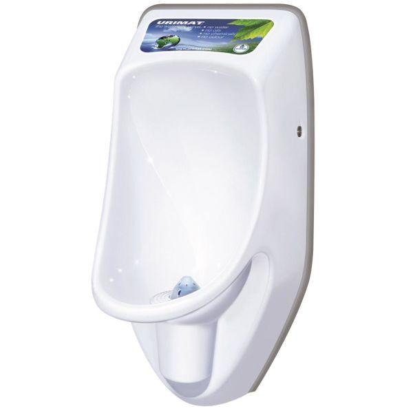 Urinal URIMAT CompactPlus vattenfri