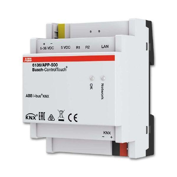 Gateway-yhdyskäytävä ABB 6136-0-0202 IP/KNX