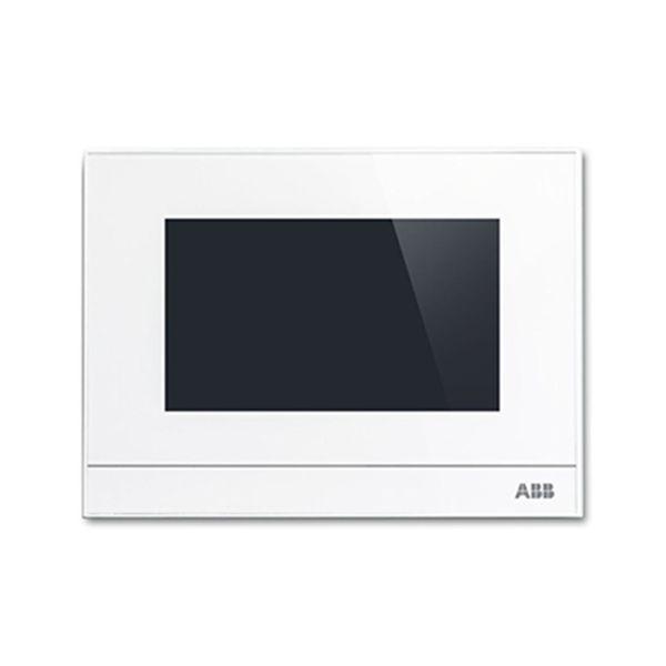 """Kosketusnäyttö ABB Free@home 6220-0-0119 4.3"""" valkoinen"""