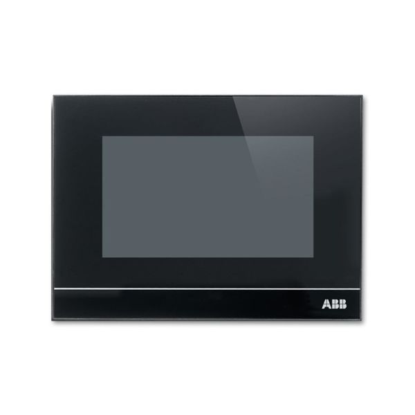 "Kosketusnäyttö ABB Free@home 6220-0-0120 4.3"" Antrasiitti"