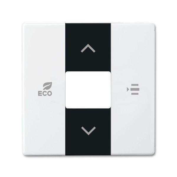 Keskiölevy ABB Impressivo 6220-0-0244 Puhallin valkoinen