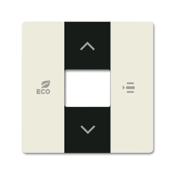 Keskiölevy ABB Future Linear 6220-0-0600  Chalet-white