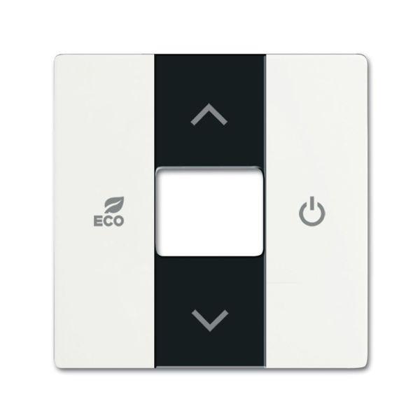 Keskiölevy ABB Future Linear 6220-0-0614 termostaatti valkoinen