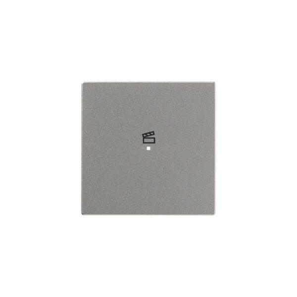Yksiosainen vipupainike ABB Impressivo 6220-0-0147  Alumiini