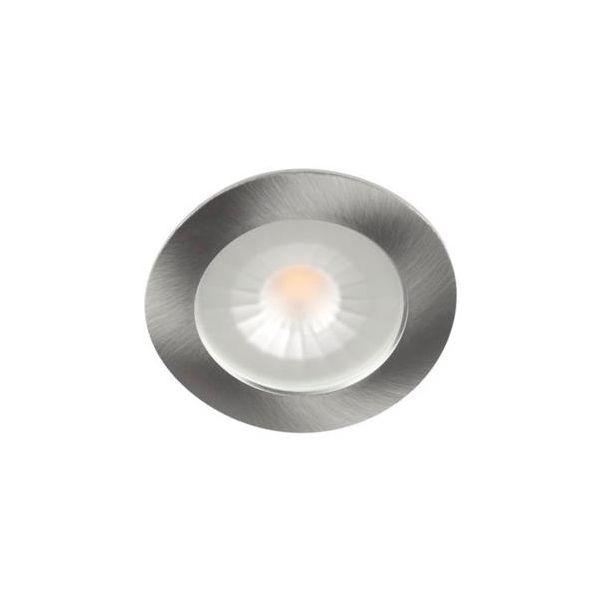 Downlight Hide-a-Lite 1202 Multi 12 V, børstet stål 2700 K