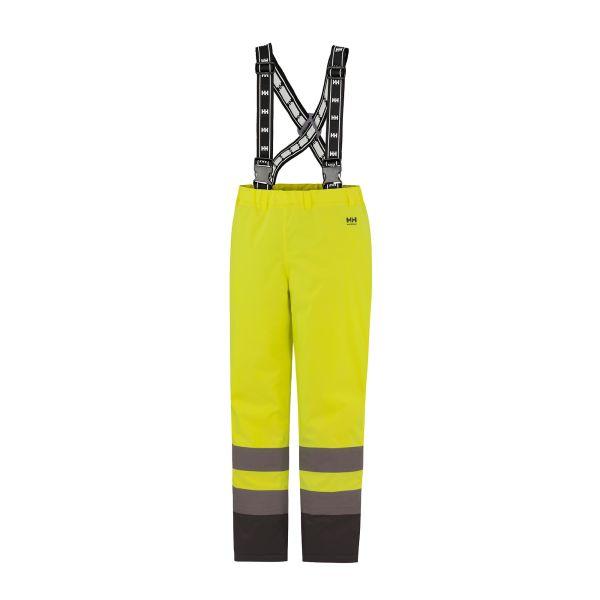 H/H Workwear Alta Arbetsbyxa varsel gul/svart L