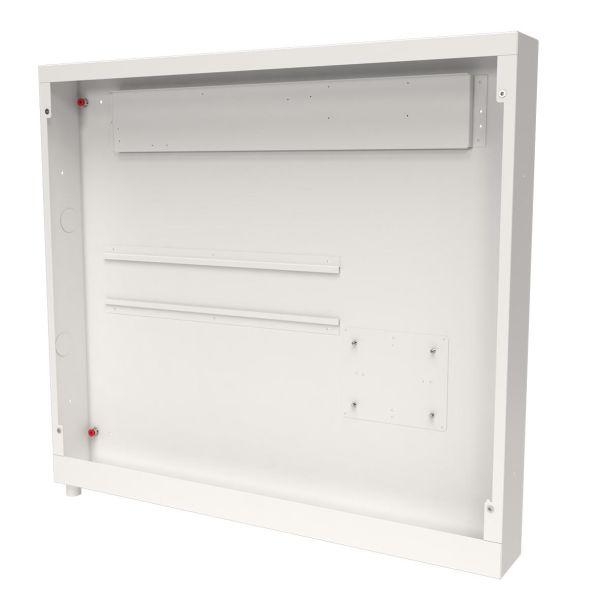LK Systems VS2 800-95 Shuntskåp vit 10 + 10 hål
