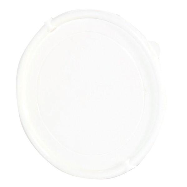 Lock Nordiska Plast Nordic vit, till 10-liters hink