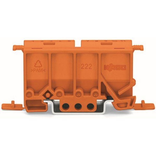 Hållare Wago 222-500 22 x 26 x 66 mm, 10-pack