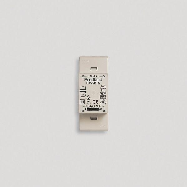 Ringledningstransformator Honeywell Home E3554SN med till/från-omkopplare