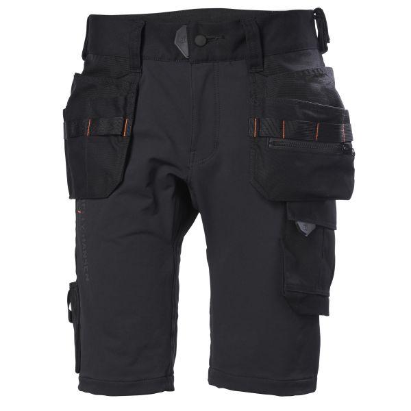 Shorts Helly Hansen Workwear Chelsea Evolution svart Strl C50