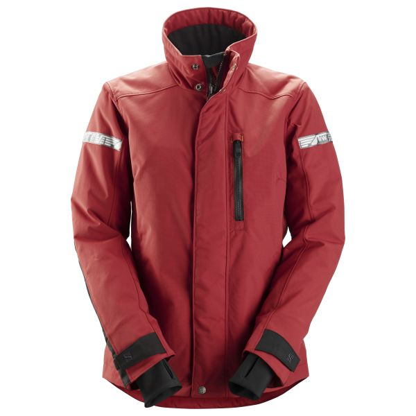 Vinterjakke Snickers 1107 AllroundWork rød L