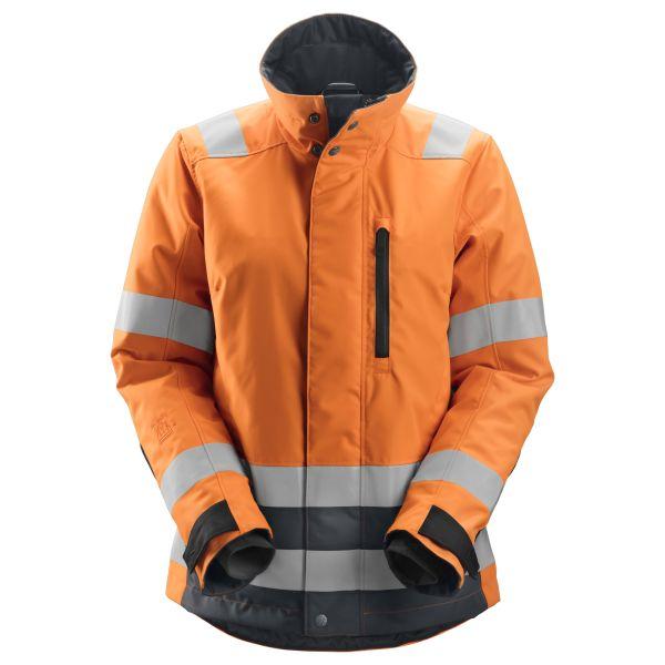 Snickers 1137 AllroundWork Vinterjacka varsel orange XS