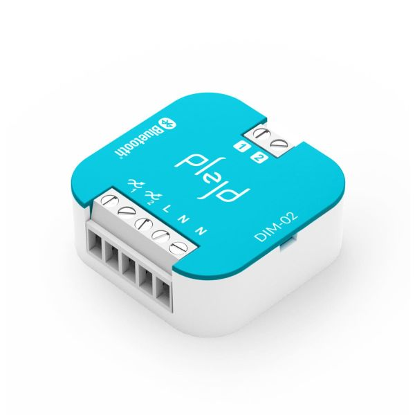 Dobbeldimmer Plejd DIM-02 med Bluetooth