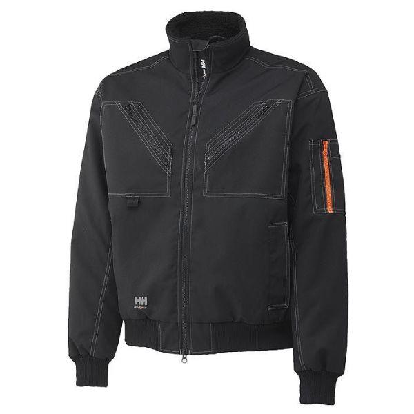 H/H Workwear Bergholm Jacka marinblå XS