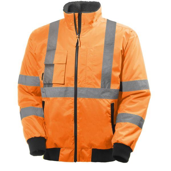 H/H Workwear Alta Pilotjacka varsel orange XXL