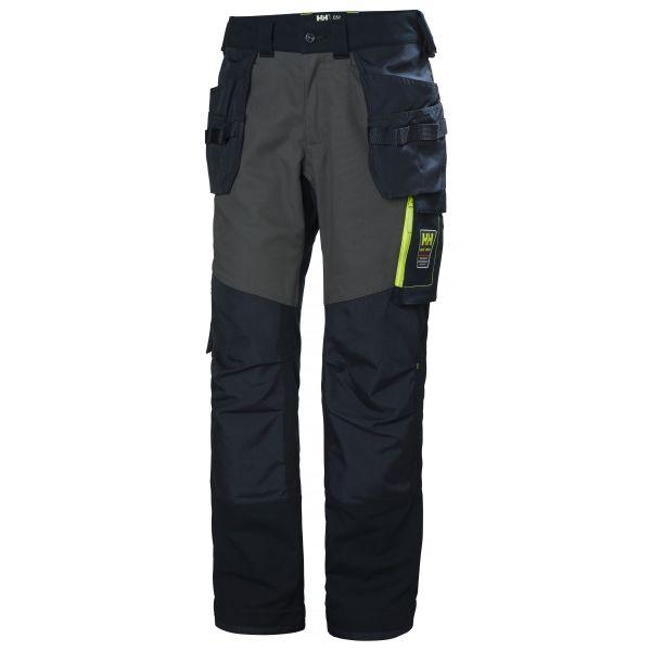 Helly Hansen Workwear Aker Arbetsbyxa marinblå/grå C52