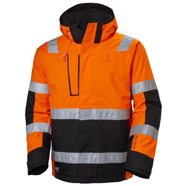 H/H Workwear Alna Softshelljacka varsel orange 3XL