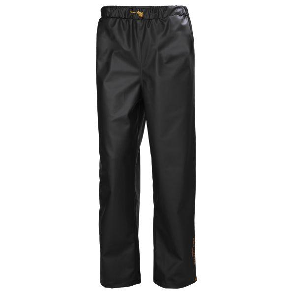 Sadehousut Helly Hansen Workwear Gale musta, tuulenpitävä S