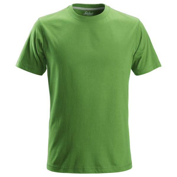 Snickers 2502 T-shirt grön S