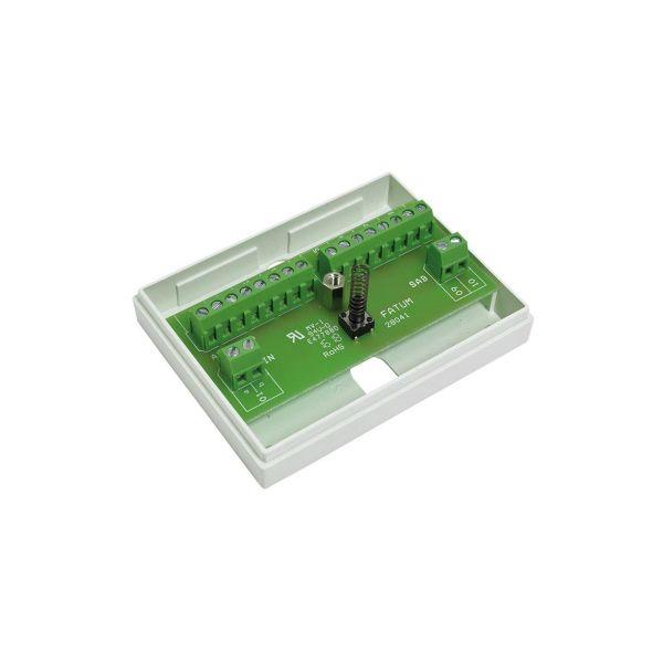 Alarmtech 28041.03 Spridningsplint 76 x 27 x 58 mm Skruv/skruv