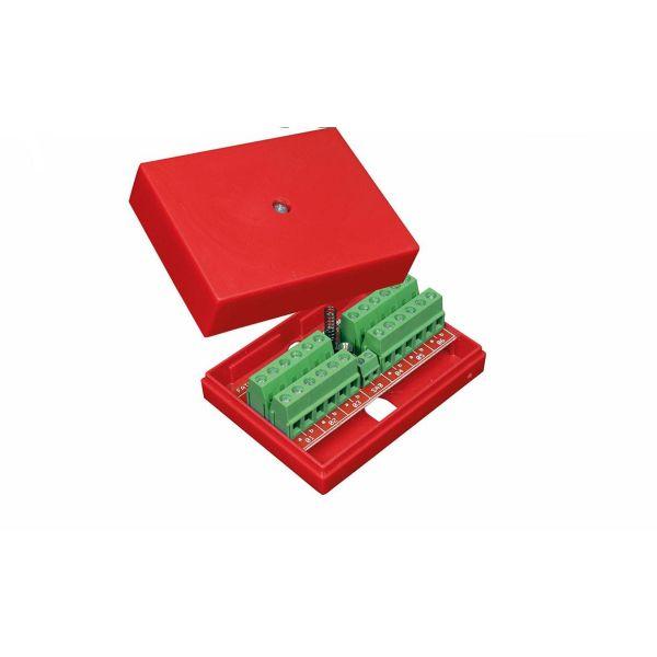 Skarvbox Alarmtech 28912.03R 12 polpar
