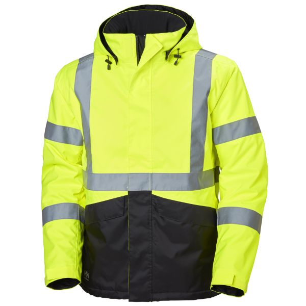 H/H Workwear Alta Jacka varsel gul L