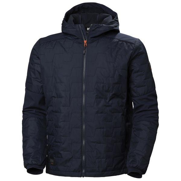 H/H Workwear Kensington Softshelljacka marinblå 3XL