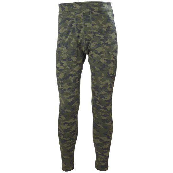 Långkalsong Helly Hansen Workwear Lifa kamouflage L