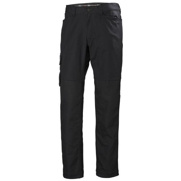 H/H Workwear Oxford Arbetsbyxa svart C56