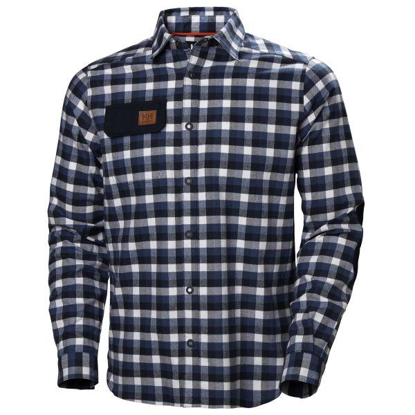 Skjorta Helly Hansen Workwear Kensington marinblå XL