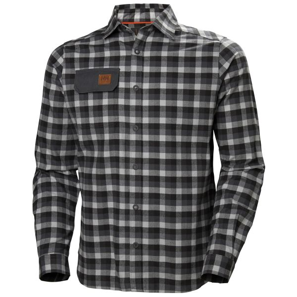 H/H Workwear Kensington Skjorta grå XL