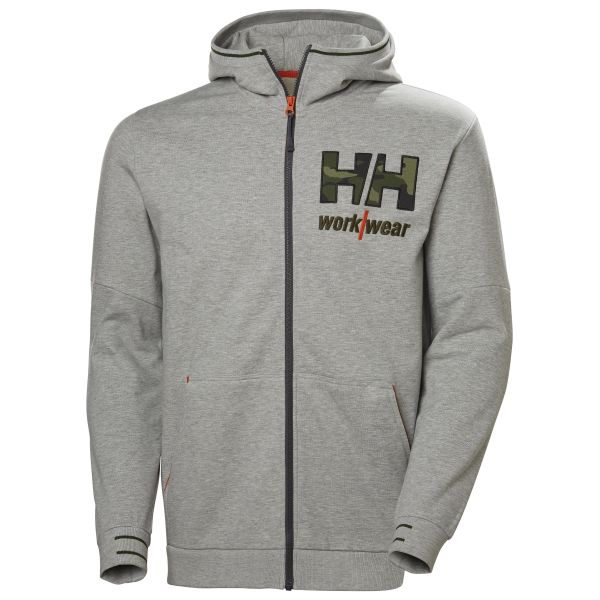 Huppari Helly Hansen Workwear Kensington harmaa/camo M