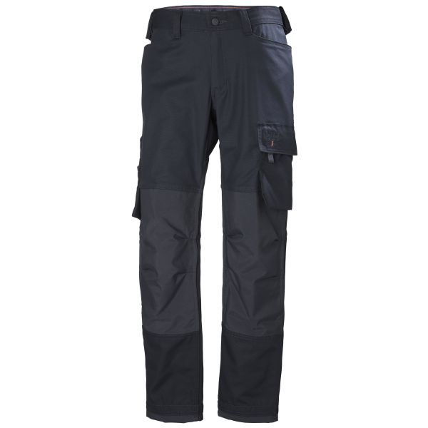 H/H Workwear Oxford Work Arbetsbyxa marinblå D100